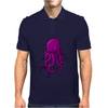 Cthulhu Octopus Lovecraft 4 Mens Polo