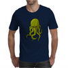 Cthulhu Octopus Lovecraft Mens T-Shirt
