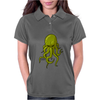 Cthulhu Octopus Lovecraft Womens Polo