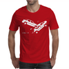CTRL Z Car Crash Undo Mens T-Shirt