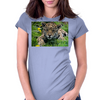 cub Womens Fitted T-Shirt