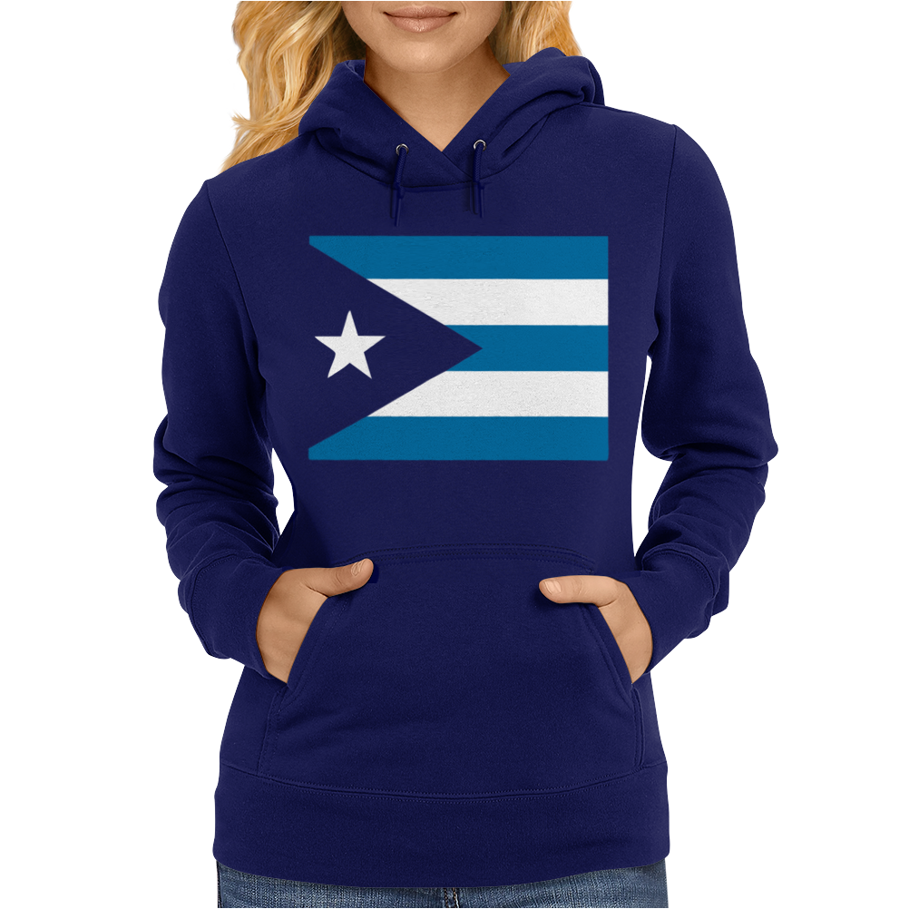 Cuba International Womens Hoodie
