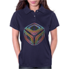 Cubed Womens Polo