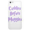 Cuddles or Muggles Phone Case