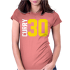 Curry Steph Curry 30 Womens Fitted T-Shirt