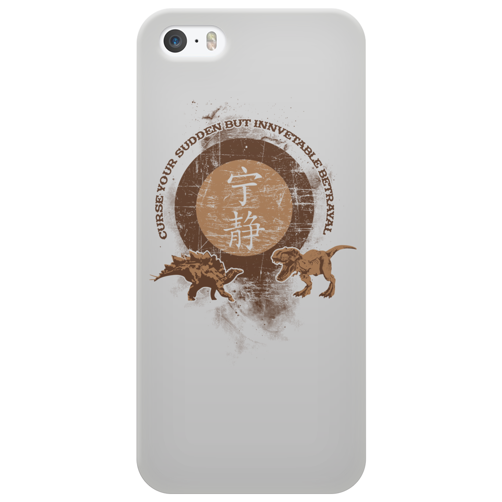 Curse Your Betrayal! Phone Case