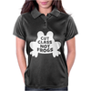 Cut Class Not Frogs Womens Polo