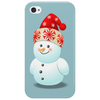 Cute Baby Snowman Phone Case