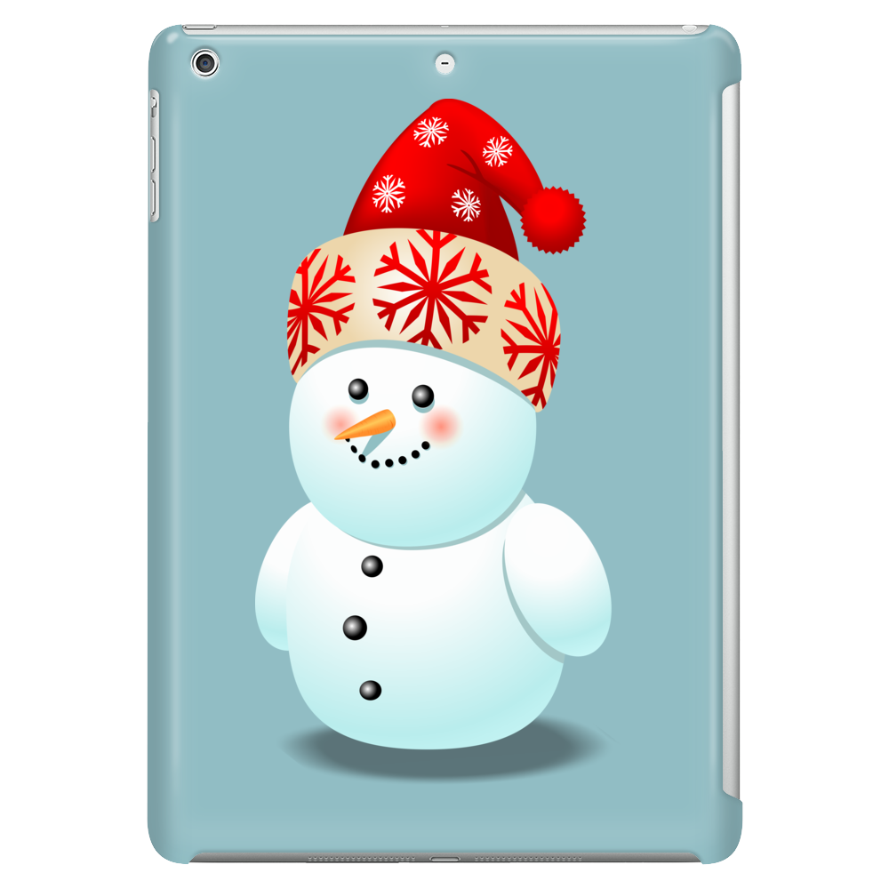 Cute Baby Snowman Tablet