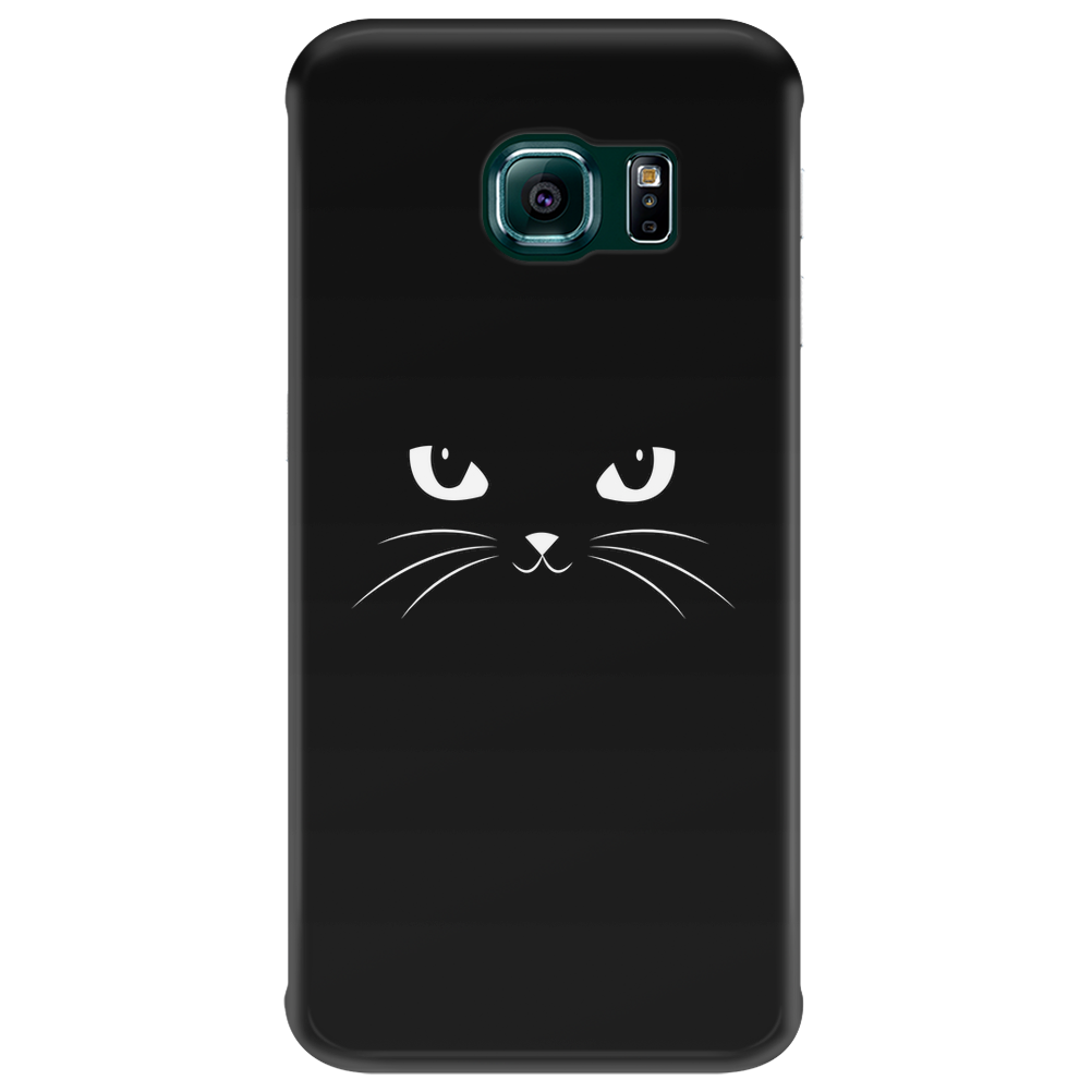 Cute Black Cat Phone Case