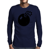 Cute Bomb Mens Long Sleeve T-Shirt