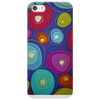 Cute Colorful Circle Pattern Phone Case