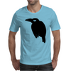 Cute Crow Mens T-Shirt