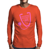 Cute enough to stop your heart Mens Long Sleeve T-Shirt