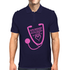 Cute enough to stop your heart Mens Polo