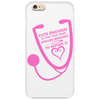 Cute enough to stop your heart Phone Case