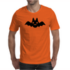 Cute Happy Bat Mens T-Shirt