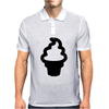 Cute Ice Cream Mens Polo