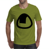 Cute Onigiri Mens T-Shirt