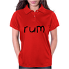 Cute Rum Womens Polo