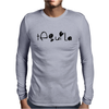 Cute Tequila Mens Long Sleeve T-Shirt