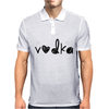 Cute Vodka Mens Polo