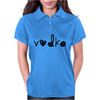 Cute Vodka Womens Polo