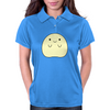 Cute Yellow Creature Womens Polo