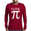 Cutie Mens Long Sleeve T-Shirt