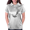 Cutting Lobster tail Womens Polo