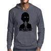 Cyborg and Super Sensei Mens Hoodie