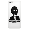 Cyborg and Super Sensei Phone Case