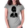 Cyborg and Super Sensei Womens Fitted T-Shirt
