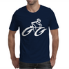 Cyclist Road Bike Biking Mens T-Shirt