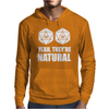 D20 Yeah They're Natural Mens Hoodie