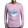Dab City Carolina Mens Long Sleeve T-Shirt
