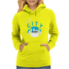 Dab City Carolina Womens Hoodie