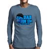 DAB ON EM cam newton vector Mens Long Sleeve T-Shirt