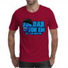 DAB ON EM cam newton vector Mens T-Shirt