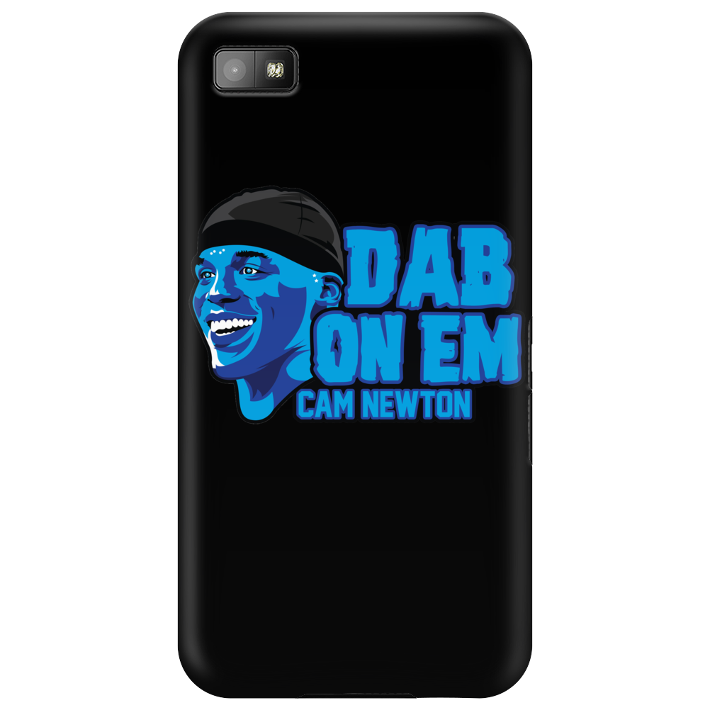 DAB ON EM cam newton vector Phone Case