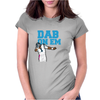 DAB ON EM cam newton Womens Fitted T-Shirt