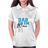 DAB ON EM cam newton Womens Polo