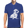 Dachshund Mens Polo