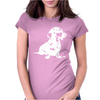 Dachshund Womens Fitted T-Shirt