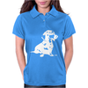 Dachshund Womens Polo