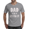 DAD AKA MR FIX IT Mens T-Shirt