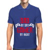Dad By Day Gamer By Night Gaming Mens Polo