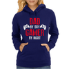 Dad By Day Gamer By Night Gaming Womens Hoodie
