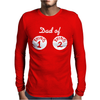 Dad Of Thing 1 And Thing 2 Mens Long Sleeve T-Shirt