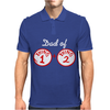 Dad Of Thing 1 And Thing 2 Mens Polo
